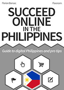 Succeed online in the Philippines - eBook cover